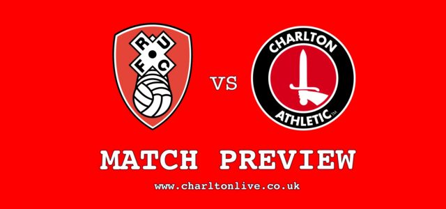 Charlton travel to the New York Stadium on Saturday to face Rotherham United in what simply is a must win game. Anything less for Jose […]