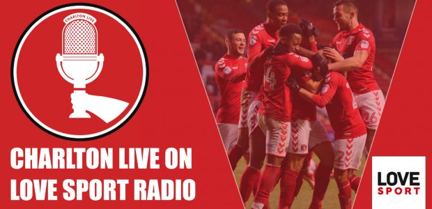 Charlton Live made our first appearance on Love Sport Radio on Tuesday evening – and you can listen back to our show on demand. Love […]