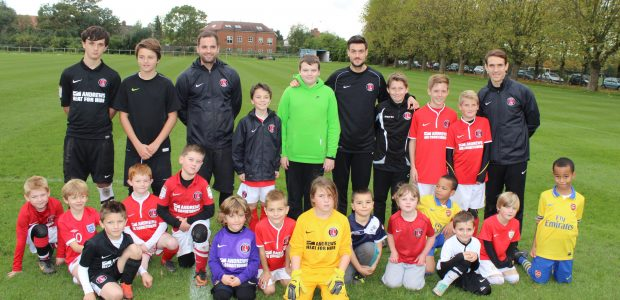 The Johnnie Jackson Academy is a new exclusive Football Academy for girls and boys aged 5-14 years and the Charlton skipper has this week launched […]