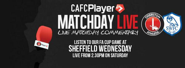 Match Day Live is back this Saturday for the FA Cup game vs Sheffield Wednesday, kick off is at 3pm and you can tune into […]