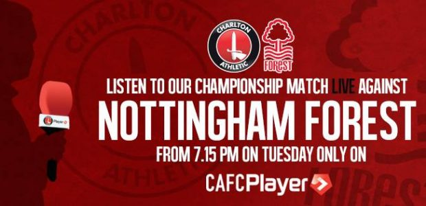 Pete Finch is live from the City Ground tonight at 7.15pm on CAFC Player with Matchday Live coverage of the game vs Nottingham Forest, send […]