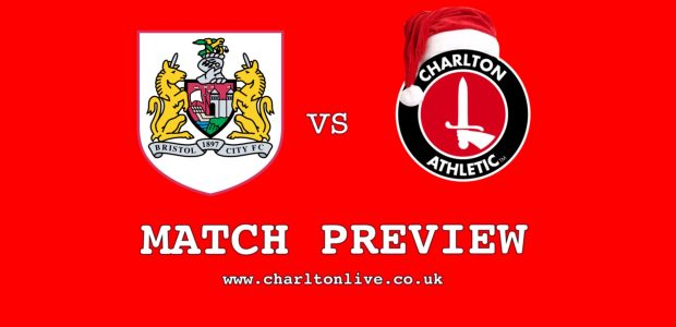 The Addicks kick off a tough festive period with a trip to Ashton Gate to face fellow Championship strugglers Bristol City on Boxing Day. Charlton […]