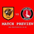 Charlton travel to the KC Stadium to this weekend to face high flying Hull City. After another week of off the pitch drama and midweek […]