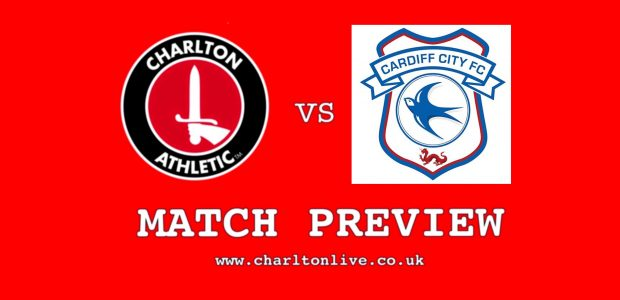 After last weekend's disappointing defeat to Bristol City in what was a must win relegation scrap, Charlton welcome Cardiff City to The Valley. Cardiff are […]