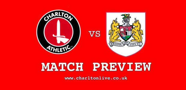 After Saturday's jubilant relegation six-pointer victory at Rotherham, The Addicks play host to another relegation rival this time in the shape of Bristol City. Charlton […]