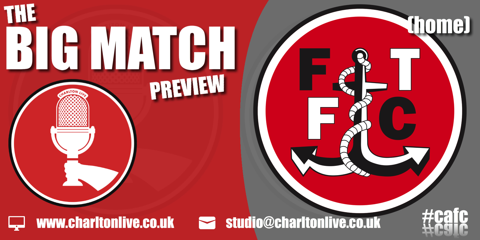 Join Louis Mendez, Tom Wallin and Nathan Muller as they look back at the defeat to Peterborough and ahead to Saturday's home game with Fleetwood […]