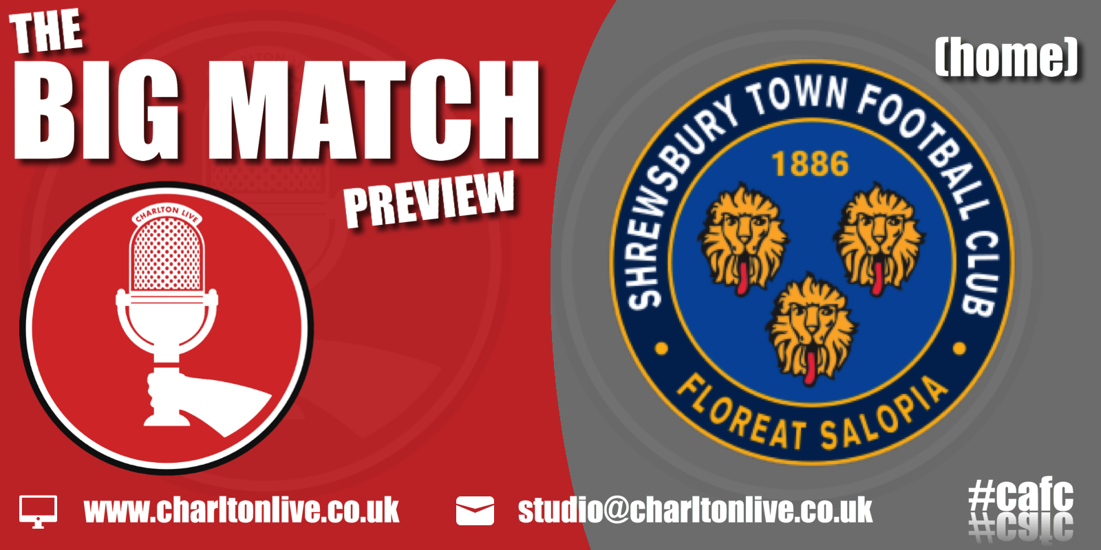 Join Louis Mendez, Tom Wallin and Nathan Muller as they get ready for Saturday's home game with Shrewsbury. They hear from Lee Bowyer as he […]