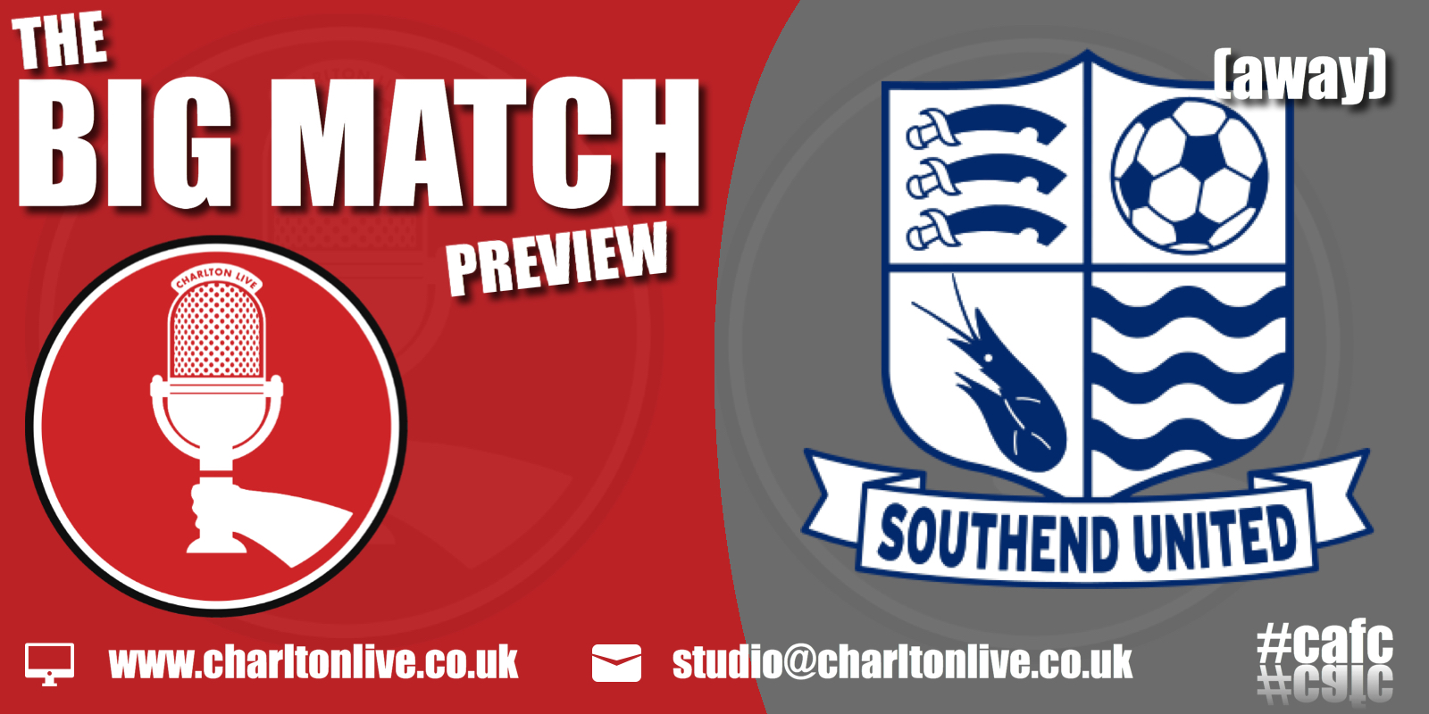 Join Louis Mendez, Tom Wallin and Nathan Muller as they gear up for Saturday's trip to Roots Hall to take on Chris Powell's Southend United. […]