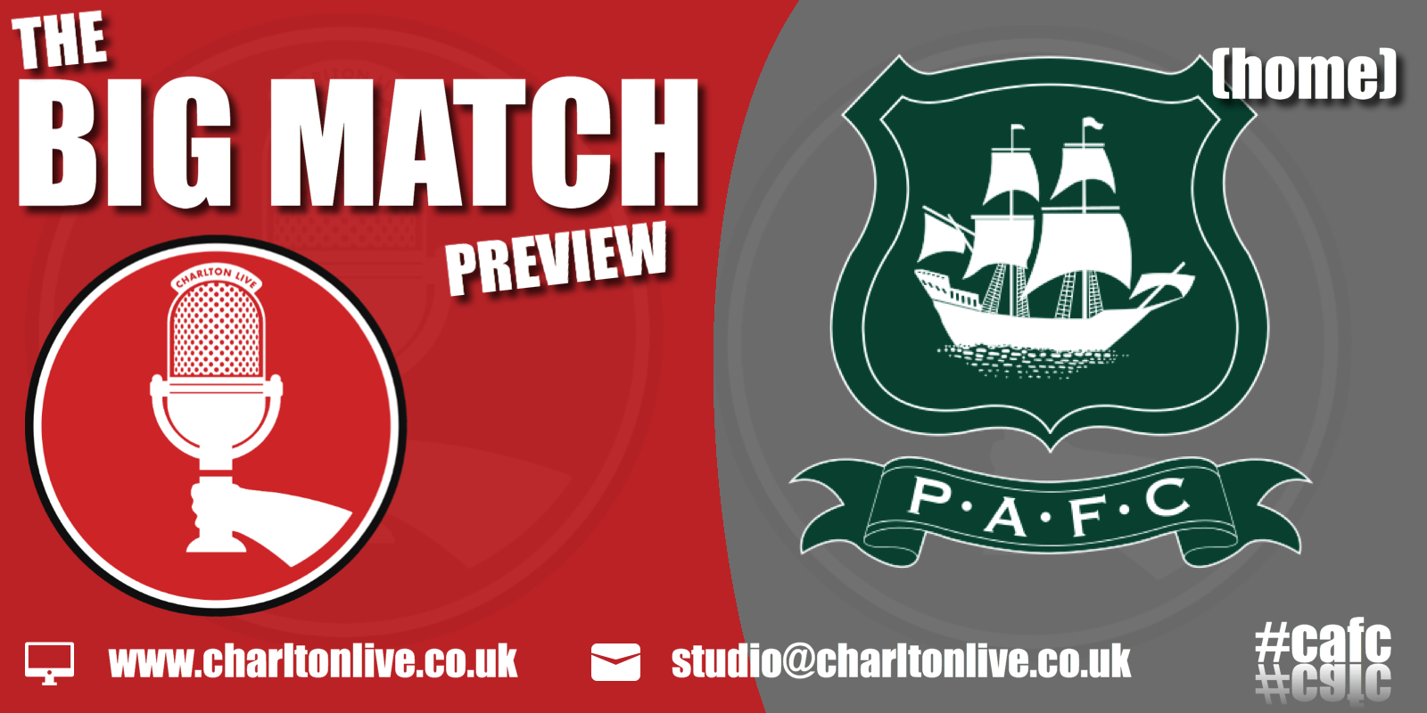 Join Louis Mendez, Tom Wallin and Nathan Muller as they gear up for Saturday's home game with Plymouth Argyle. They hear from Lee Bowyer as […]