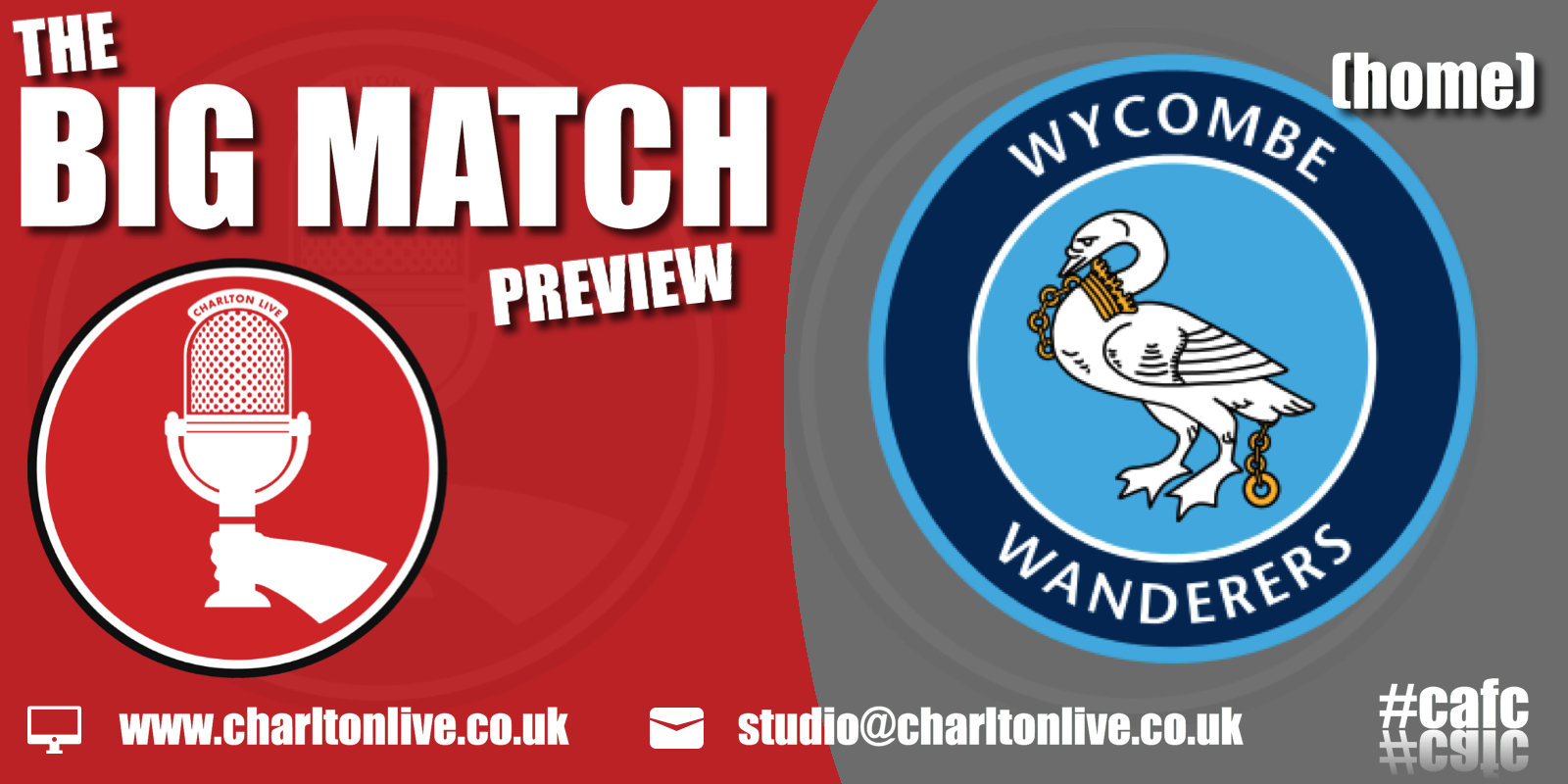 Join Louis Mendez and Nathan Muller as they gear up for Saturday's home game with Wycombe Wanderers. They discuss Lee Bowyer's appointment as permanent Addicks […]