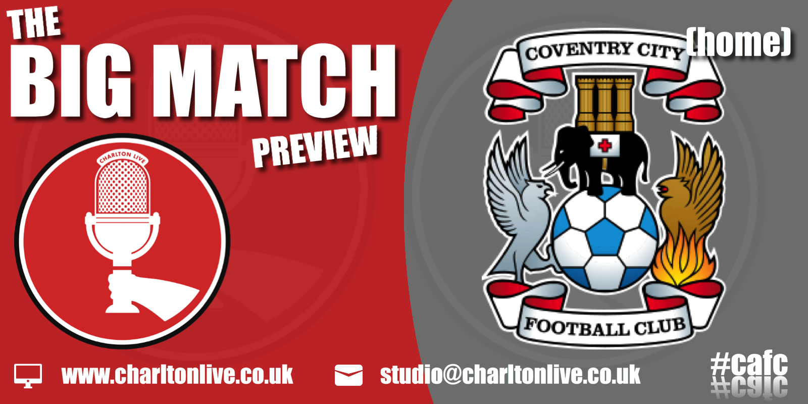 Join Louis Mendez and Lewis Catt as they look back at the Scunthorpe defeat and ahead to Saturday's home game with Coventry City. They hear […]
