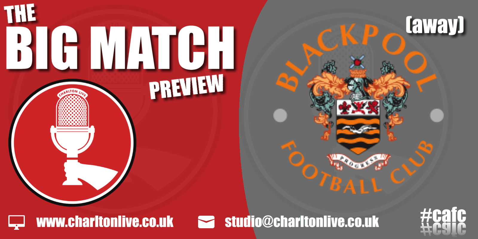 Join Louis Mendez, Tom Wallin and Nathan Muller as they look ahead to the Blackpool game and also hear our exclusive interview with 1998 play-off […]