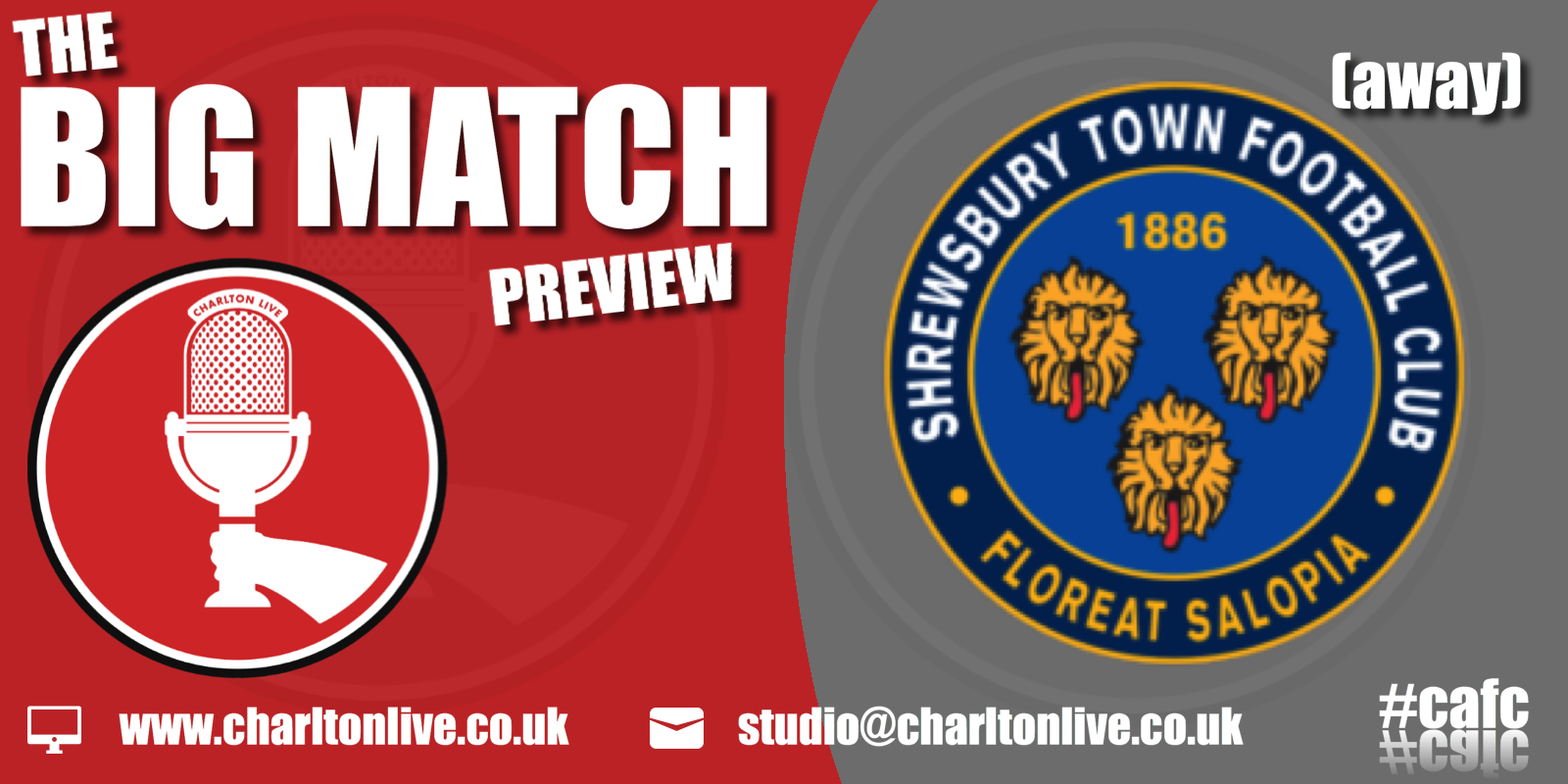 Join Louis Mendez, Tom Wallin and Nathan Muller as they gear up for Saturday's trip to Shrewsbury. They discuss the signings of full-back Ben Purrington […]