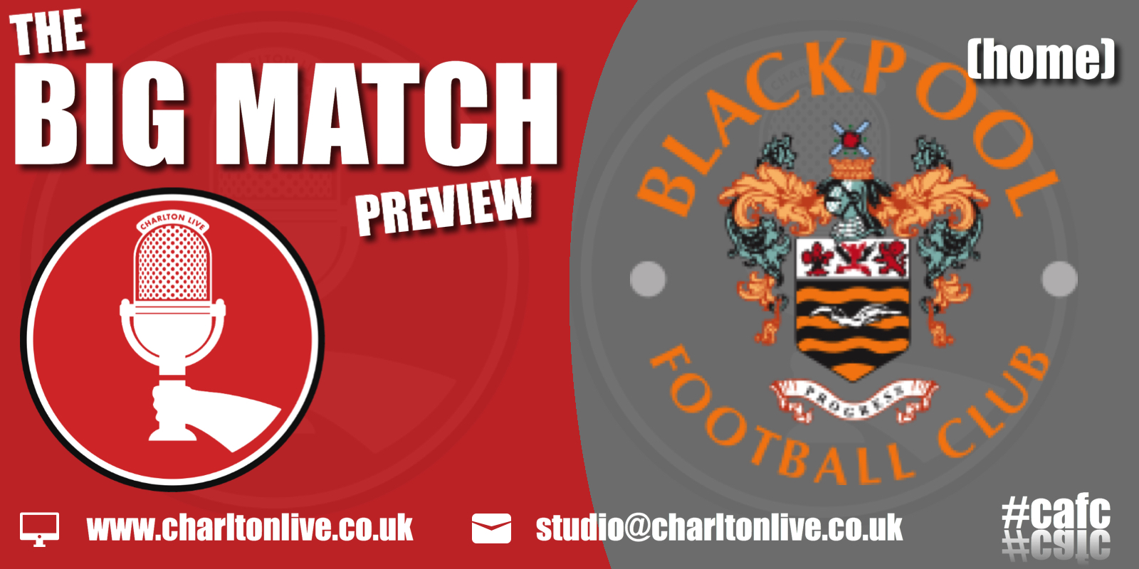 Join Louis Mendez, Tom Wallin and Nathan Muller as they gear up for Saturday's home game with Blackpool. They hear what Lee Bowyer has to say […]