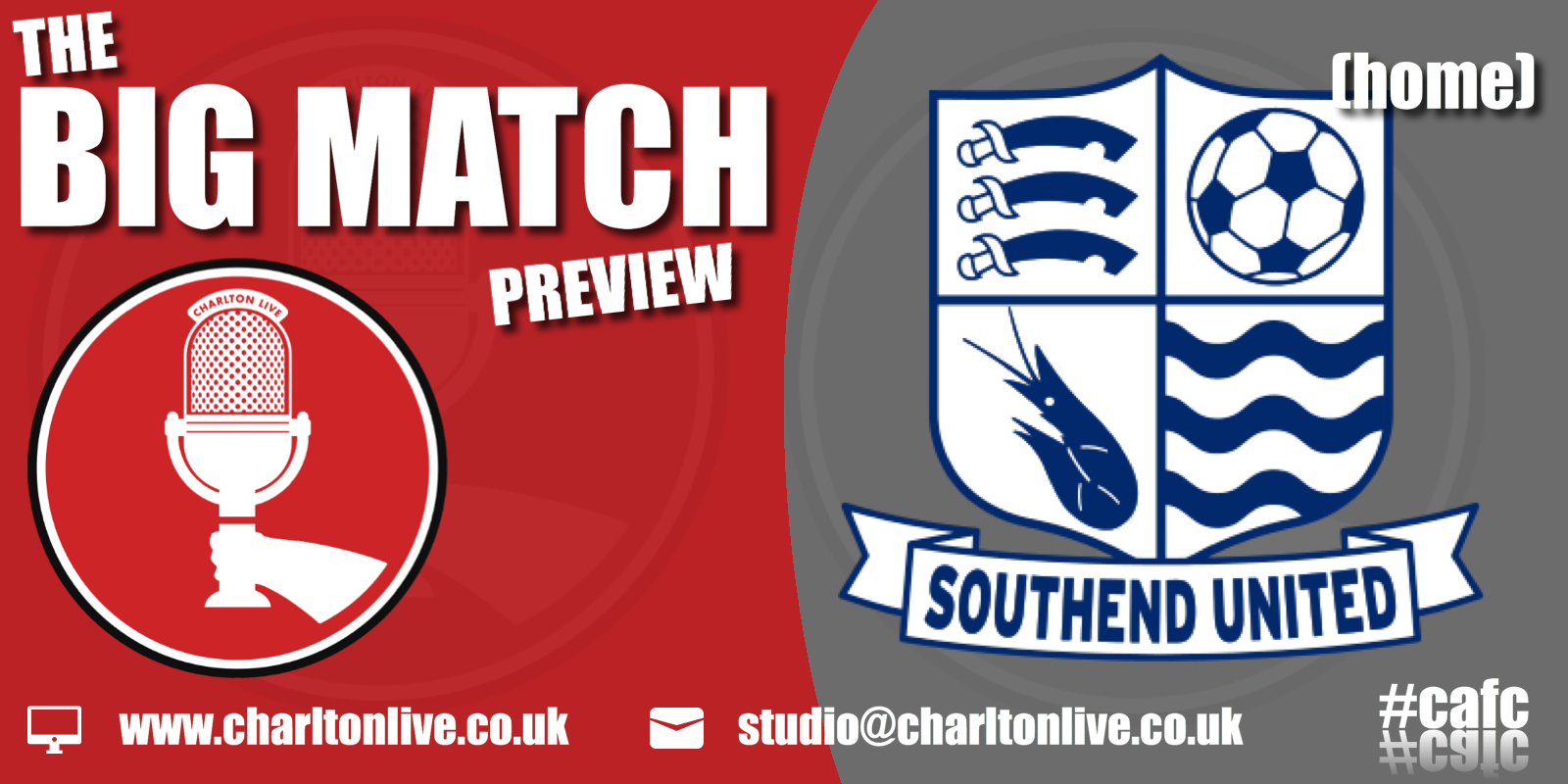 Join Louis Mendez, Tom Wallin and Nathan Mulleras they gear up for Southend at home. They hear Lee Bowyer talking about his trawl through the […]