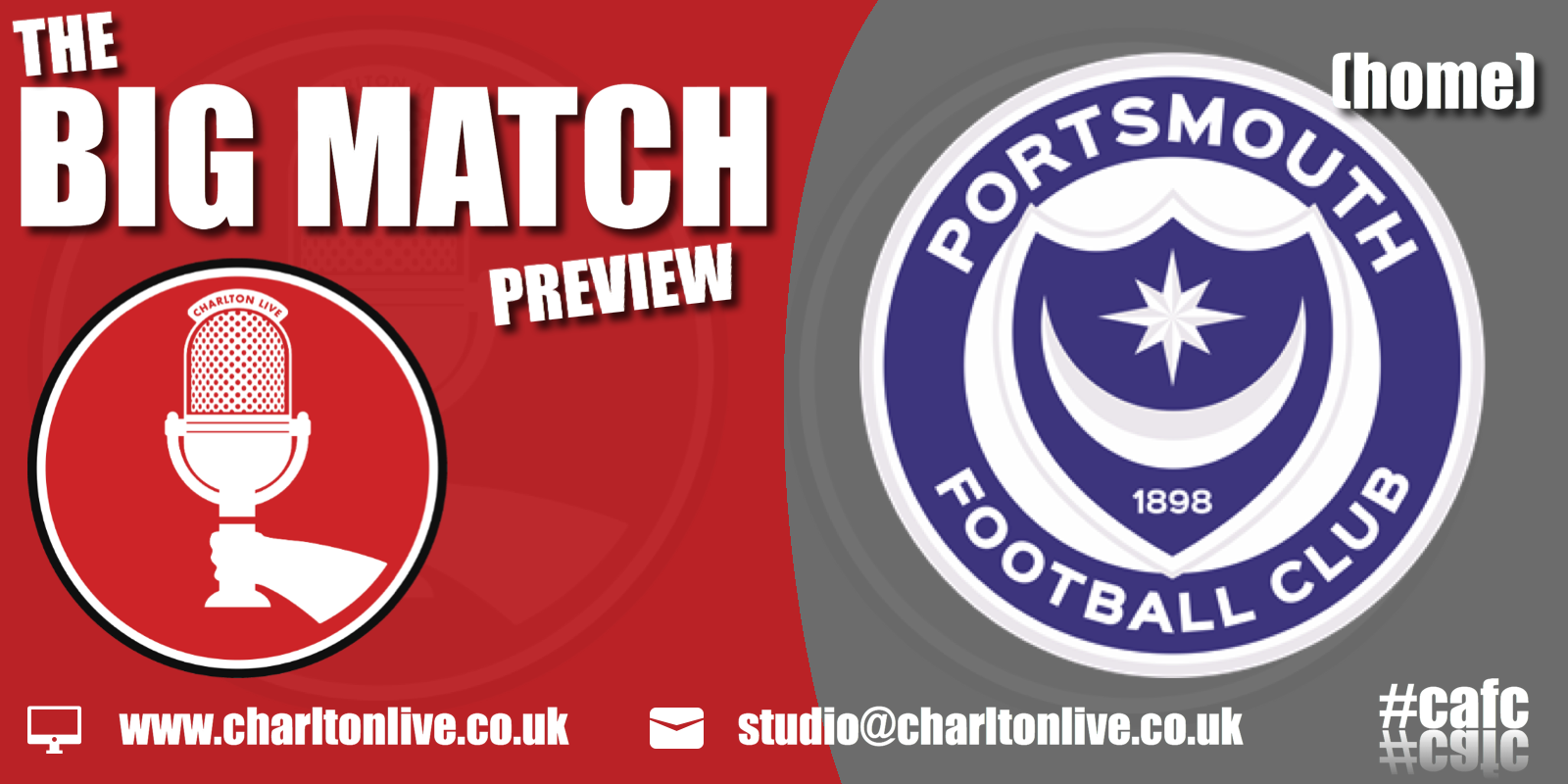 Join Louis Mendez, Tom Wallin and Nathan Muller as they gear up for Pompey. They discuss the latest takeover rumours and hear what Lee Bowyer […]
