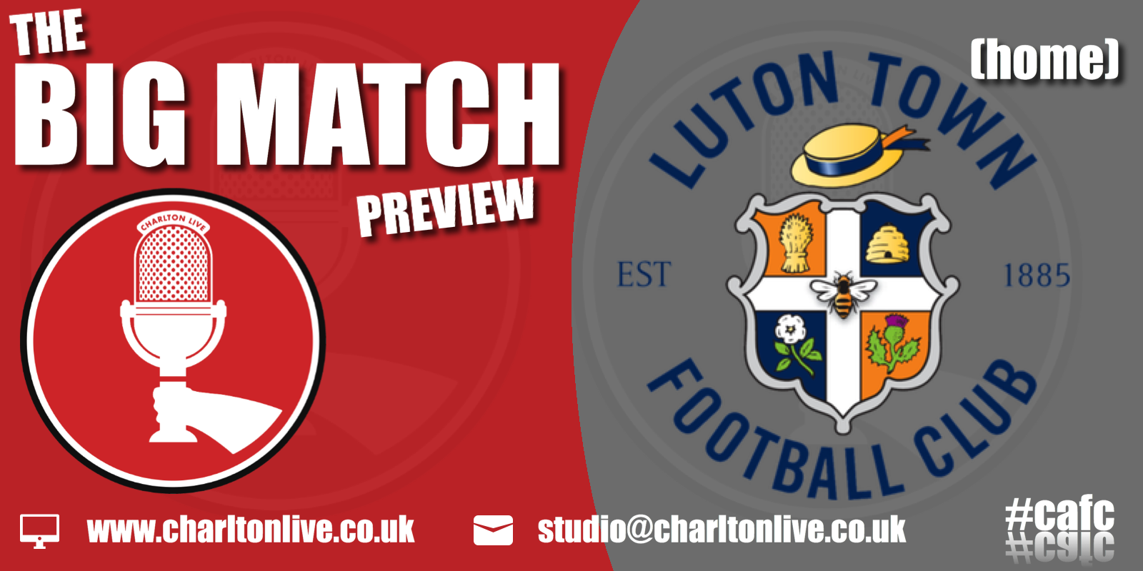 Join Louis Mendez, Tom Wallin and Nathan Muller as they look back at the Wycombe game, ahead to Luton and also have an exclusive interview […]