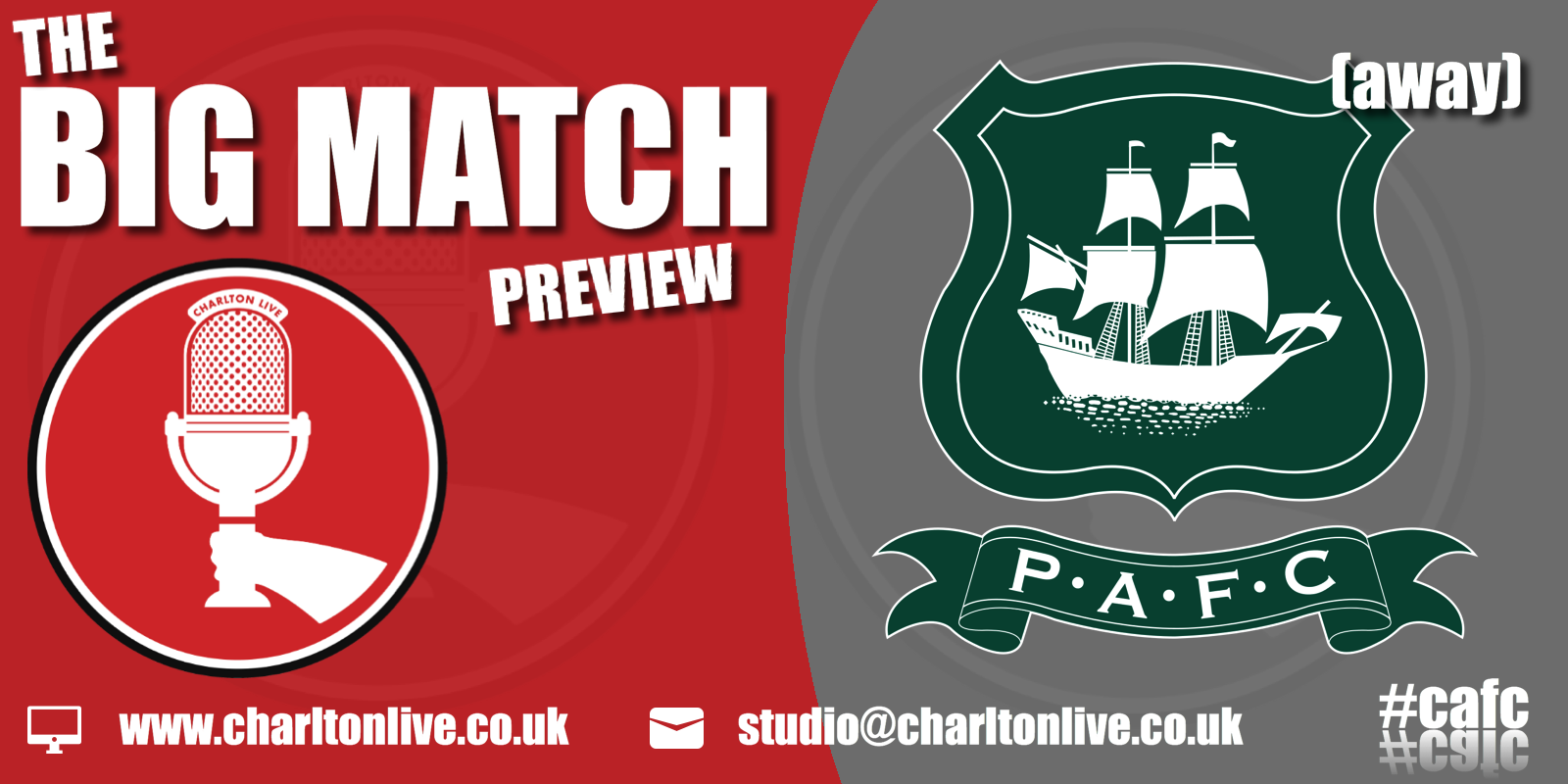 Join Louis Mendez and Nathan Muller as they gear up for the trip to Home Park. They react to Lee Bowyer's named being linked to […]