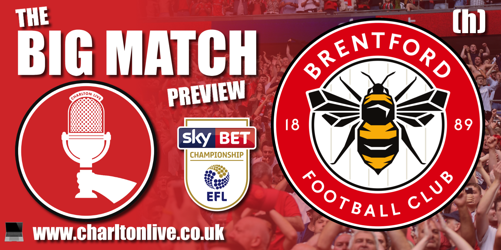 Join Louis Mendez and Tom Wallin as they look back at the draw against Nottingham Forest and ahead to Saturday's game with Brentford. They hear […]