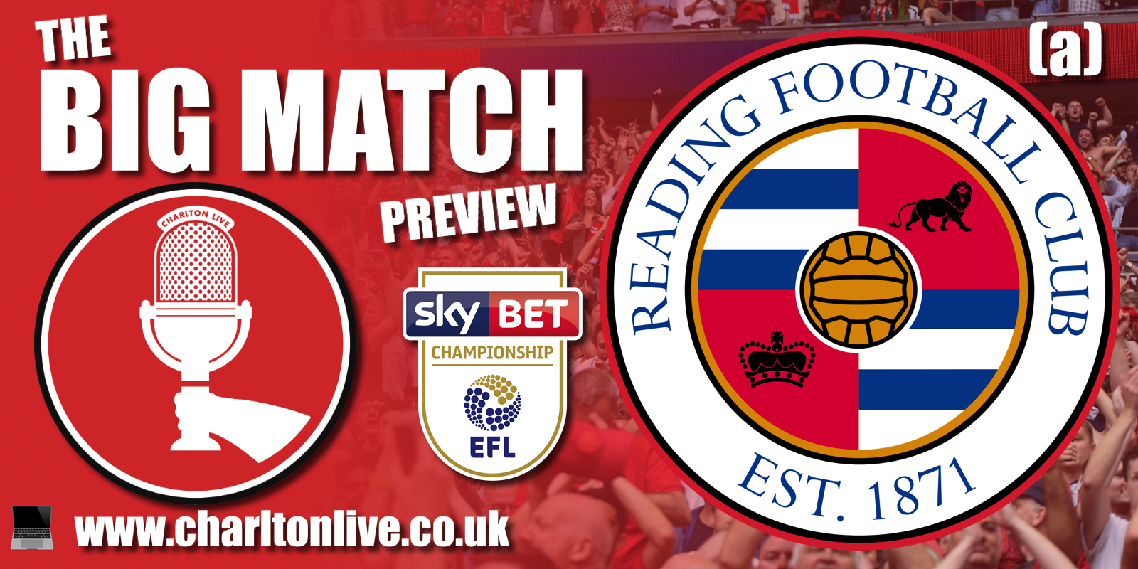 Join Louis Mendez, Tom Wallin and Lewis Catt as they look ahead to the trip to the Mad Stad to take on Reading. They hear […]