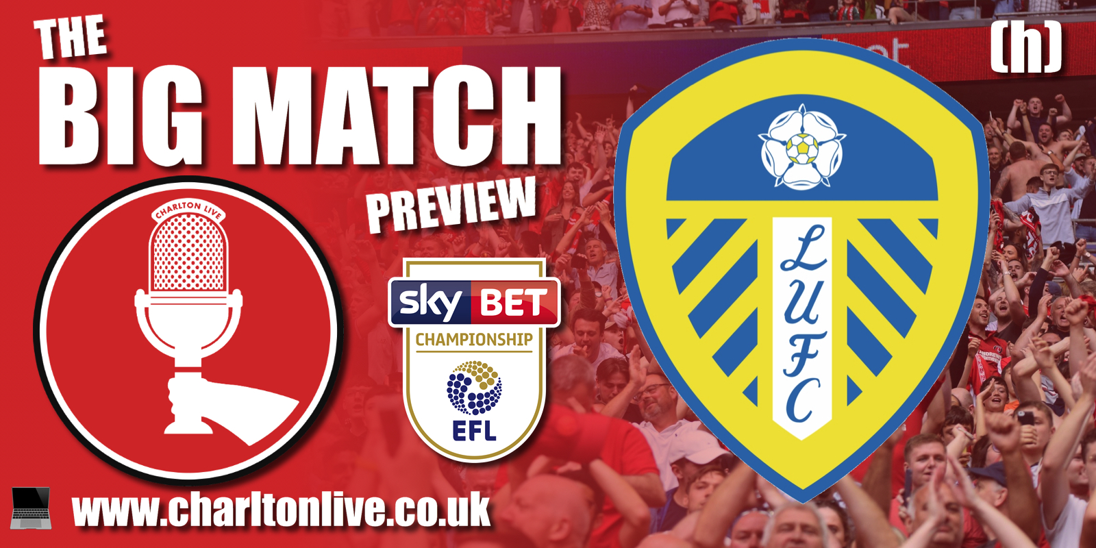 Join Louis Mendez and Lewis Catt as they gear up for Leeds United. They hear from boss Lee Bowyer as he discusses facing his former […]