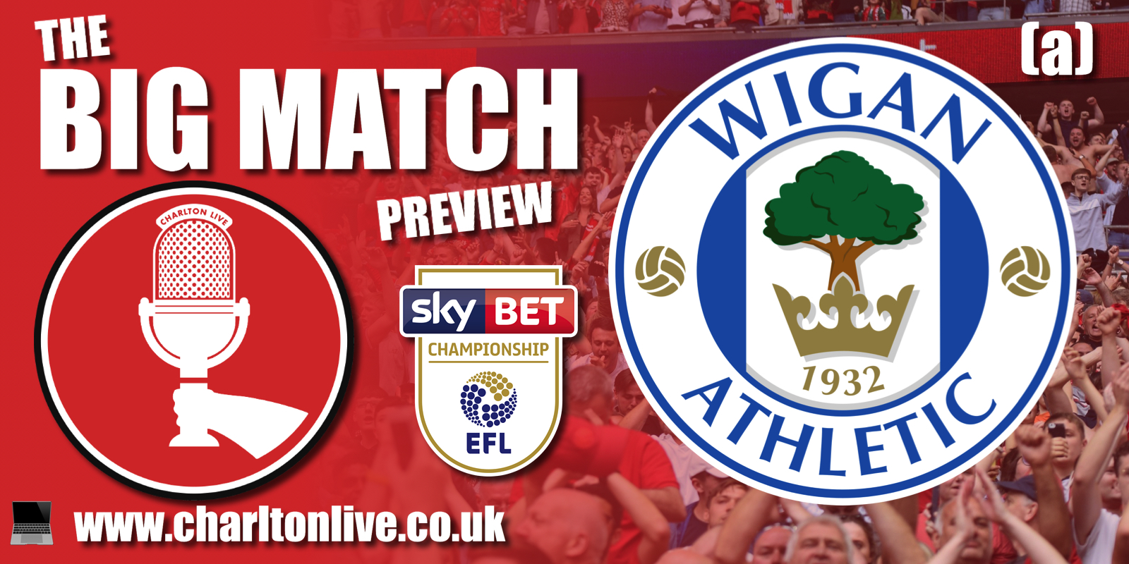 Join Louis Mendez and Lewis Catt as they look ahead to the game at Wigan Athletic. They hear from Lee Bowyer as he talks about […]