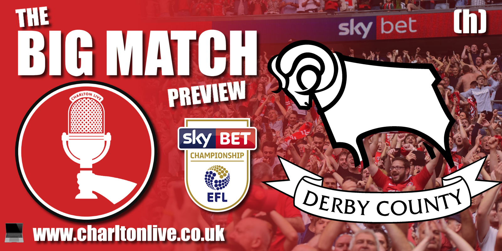 Join Louis Mendez, Tom Wallin, Nathan Muller and Lewis Catt as they look ahead to Derby County. They hear Lee Bowyer discuss how our players […]