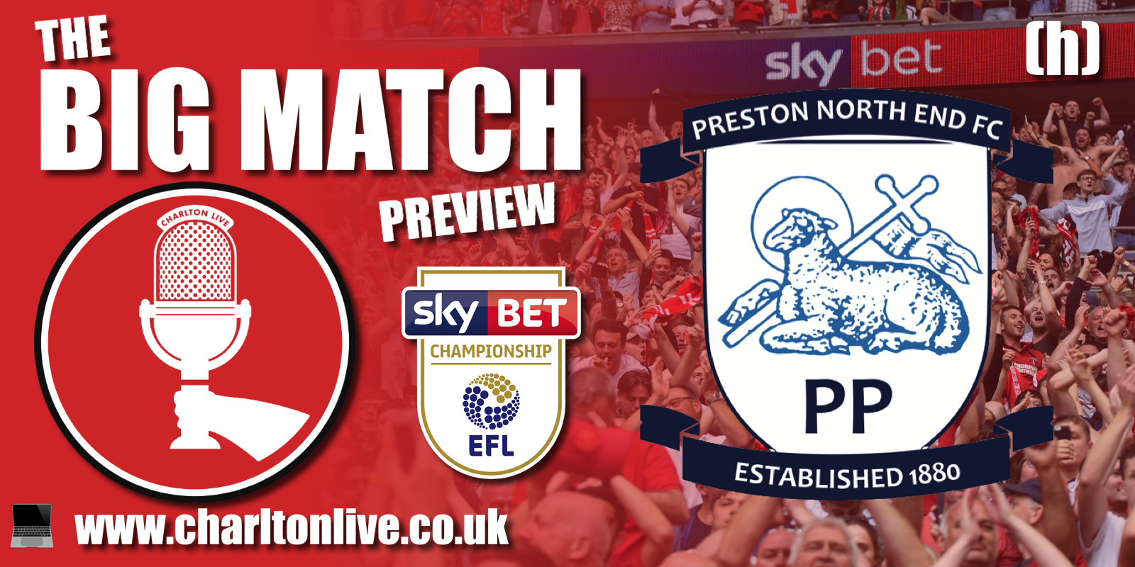 Join Louis Mendez, Tom Wallin, Nathan Muller and Lewis Catt as they gear up for Sunday's home game with Preston North End. They discuss the […]