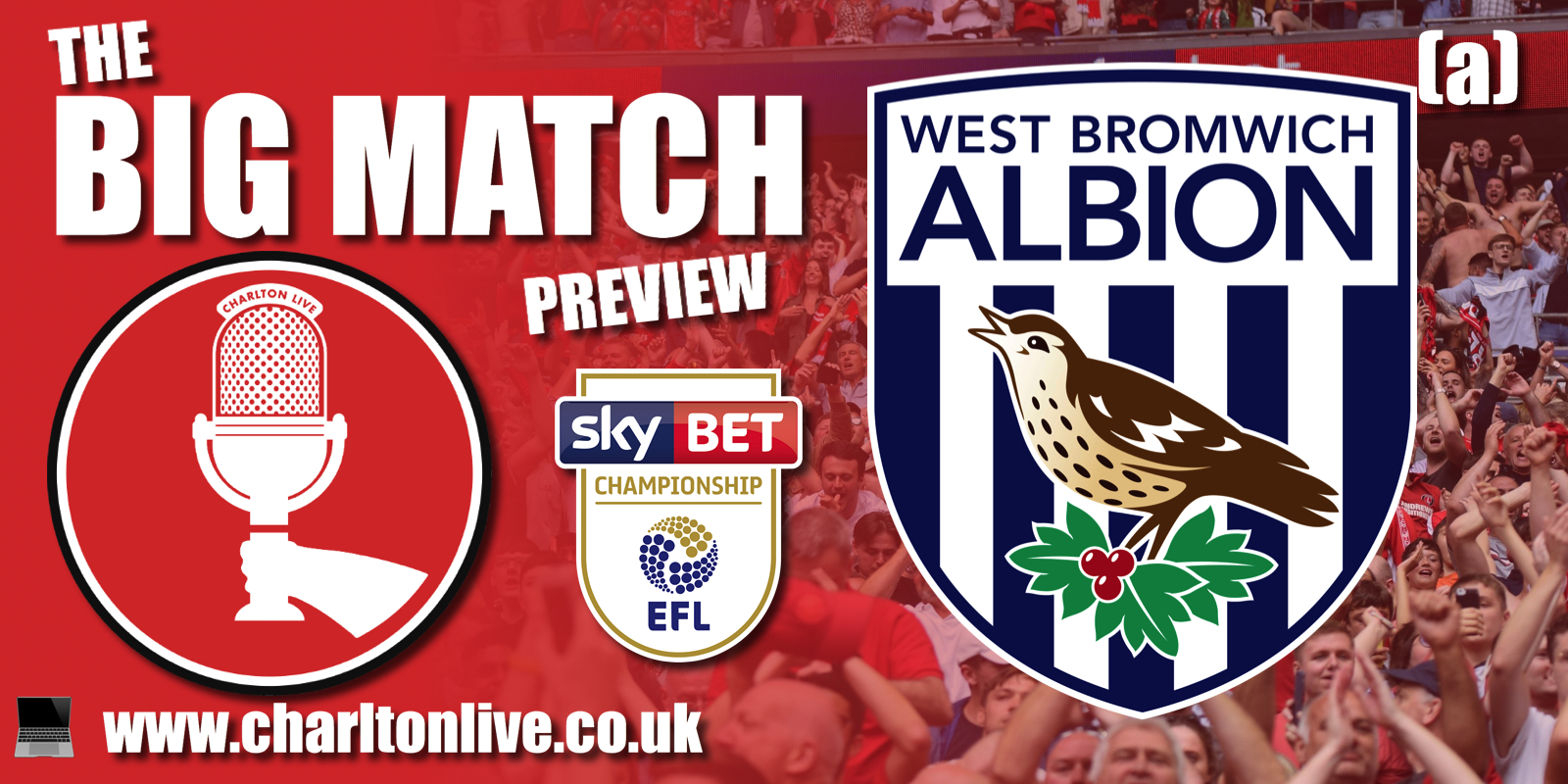 Join Louis Mendez, Nathan Muller and Valley Pass commentator Greg Stubley as they look back at last night's game with Bristol City and ahead to […]