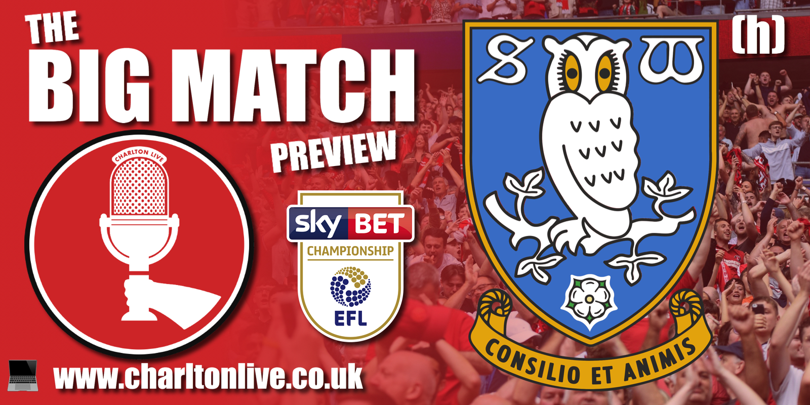 Join Louis Mendez and Tom Wallin as they look back at the defeat against Luton and ahead to Saturday's game with Sheffield Wednesday. They hear […]