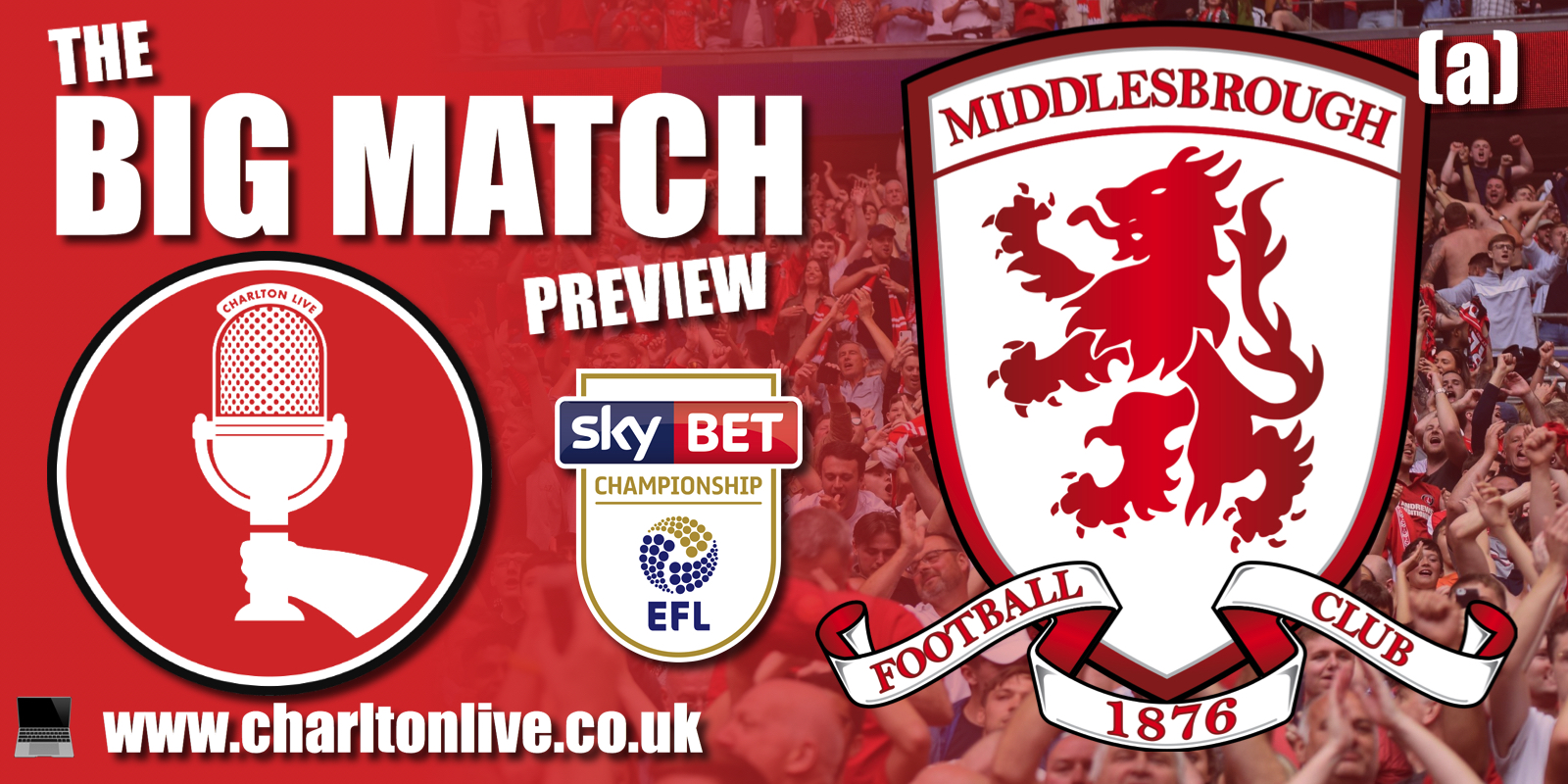 Join Louis Mendez and Tom Wallin as they gear up for Saturday's trip to the Riverside Stadium. They hear the latest on the takeover at […]