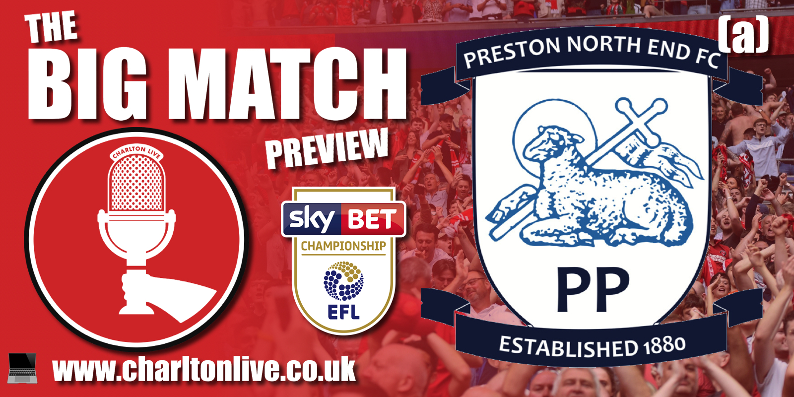 Join Louis Mendez, Tom Wallin and Nathan Muller as theygear up for Saturday's trip to Deepdale to take on Preston North End. They hear from […]