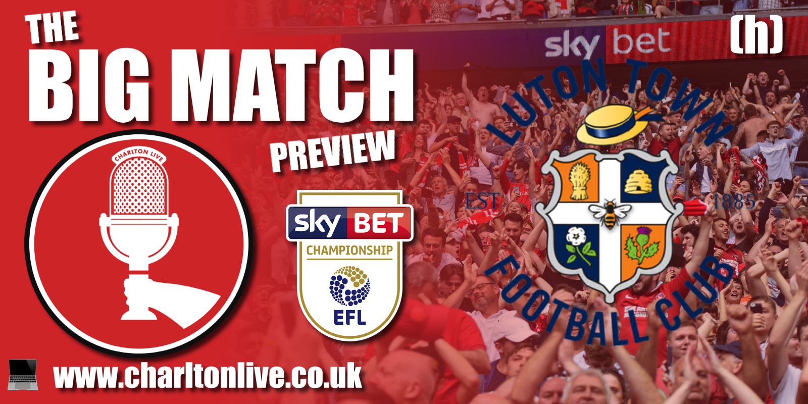 Join Louis Mendez, Tom Wallin and Nathan Muller as they gear up for Saturday's home game with Luton Town. They hear from boss Lee Bowyer […]