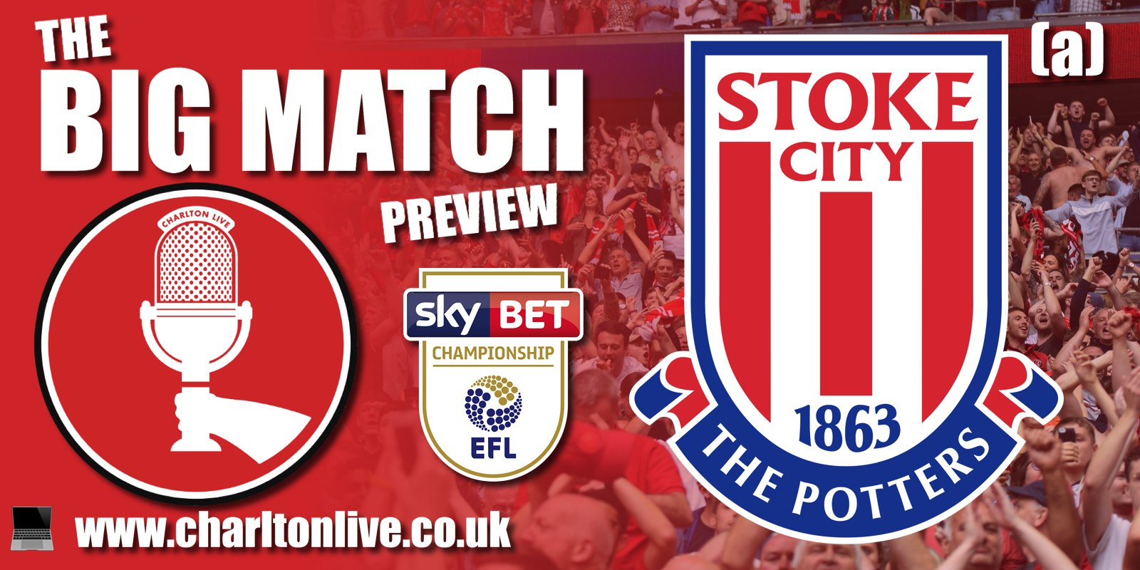 Join Louis Mendez, Tom Wallin, Nathan Muller and Lewis Catt as they gear up for Saturday's trip to Stoke City. They hear boss Lee Bowyer's thoughts […]