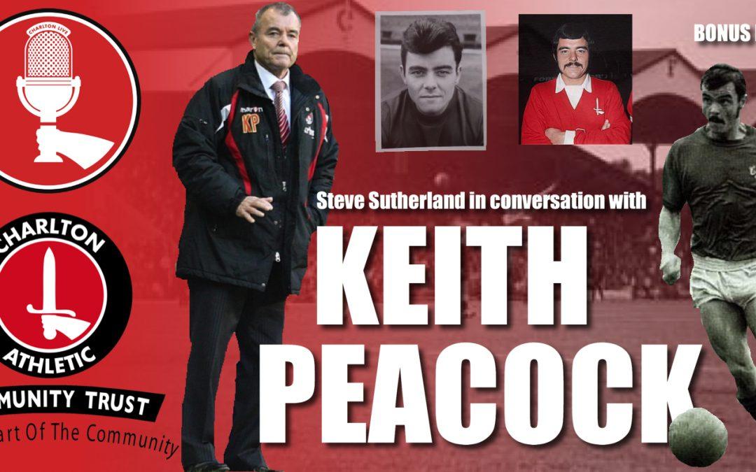 BONUS: Steve Sutherland in conversation with Keith Peacock – Part 5