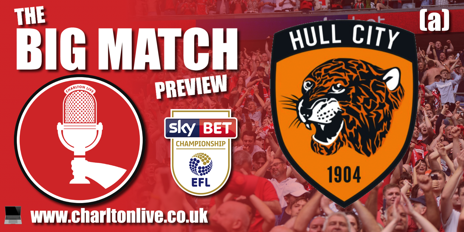 Now, where were we…? Join Louis Mendez, Tom Wallin and Lewis Catt as they gear up for the return to playing action at Hull City […]