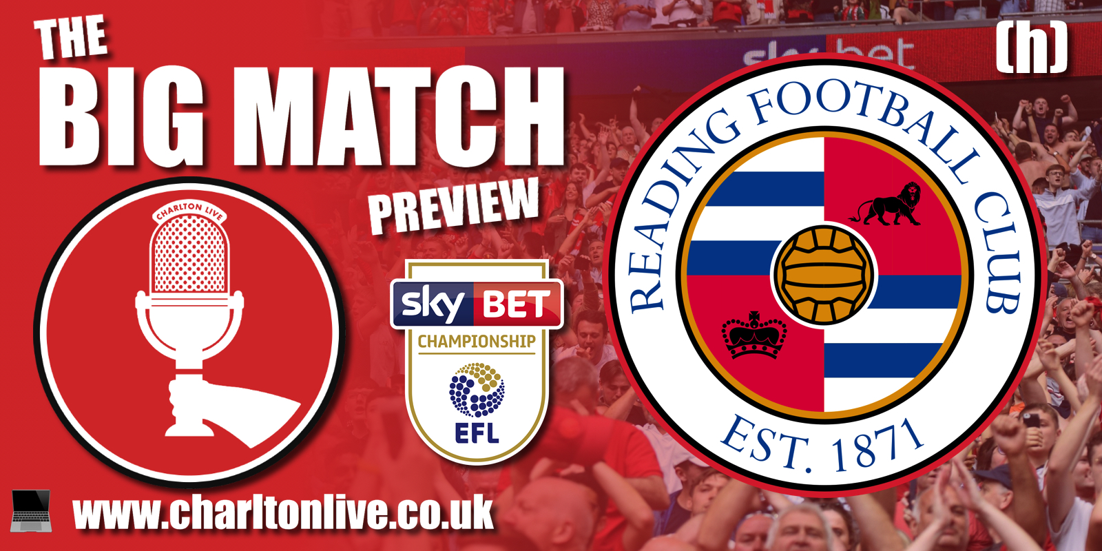 Join Louis Mendez, Tom Wallin and Nathan Muller as they look back at the defeat at Brentford and ahead to Saturday's home game with Reading. […]