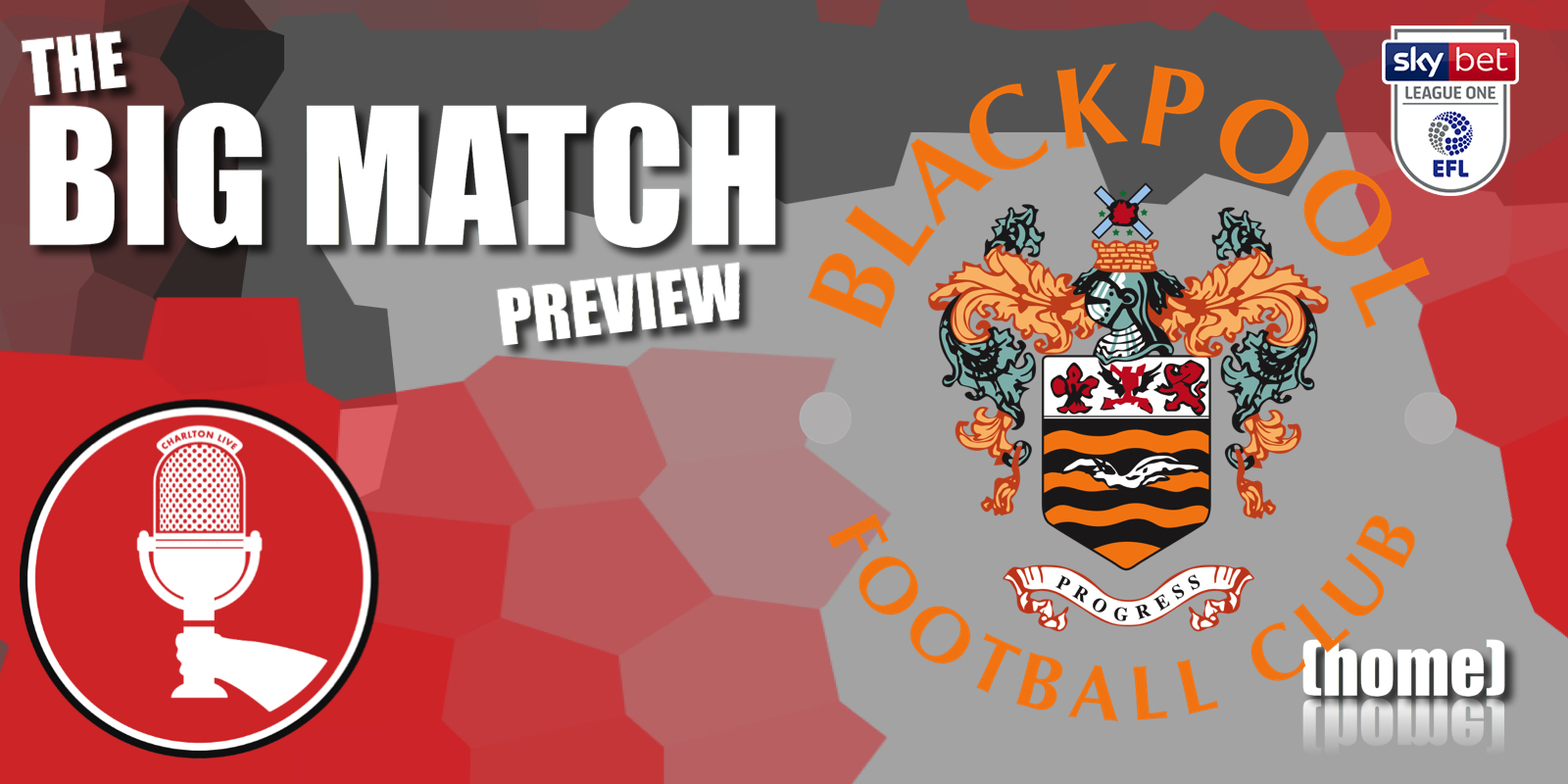 Big Match Preview – Blackpool at home 2020-21