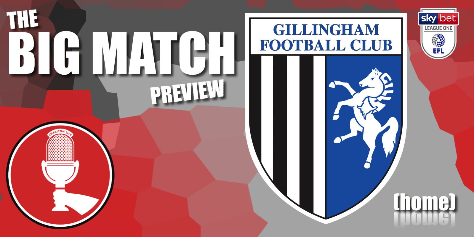 Big Match Preview – Gillingham at home 2020-21