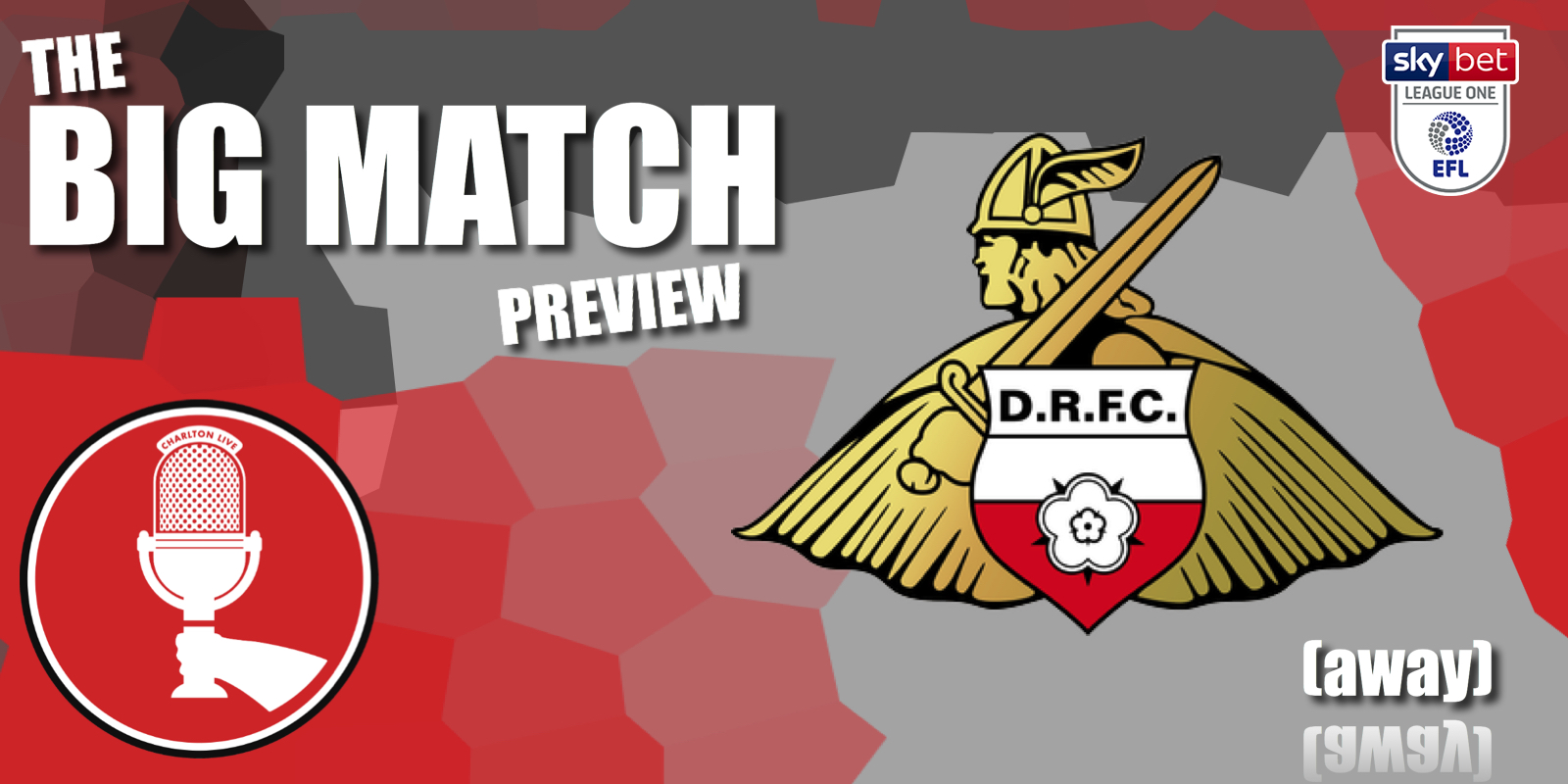Big Match Preview – Doncaster Rovers away 2020-21
