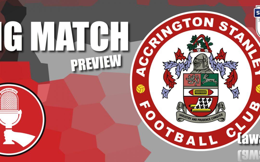 Big Match Preview – Accrington Stanley away 2020-21