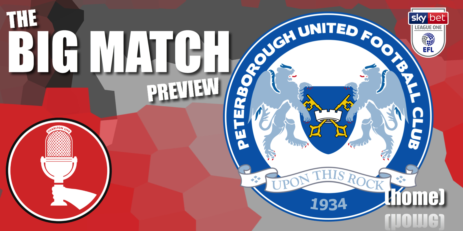 Big Match Preview – Peterborough United at home 2020-21