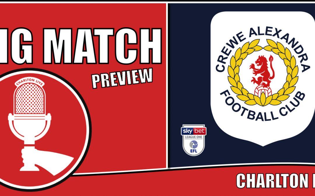 Big Match Preview – Crewe Alexandra at home 2021-22