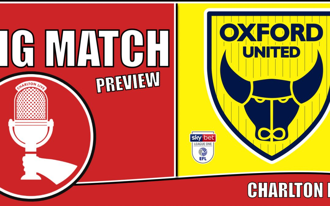 Big Match Preview – Oxford United away 2021-22