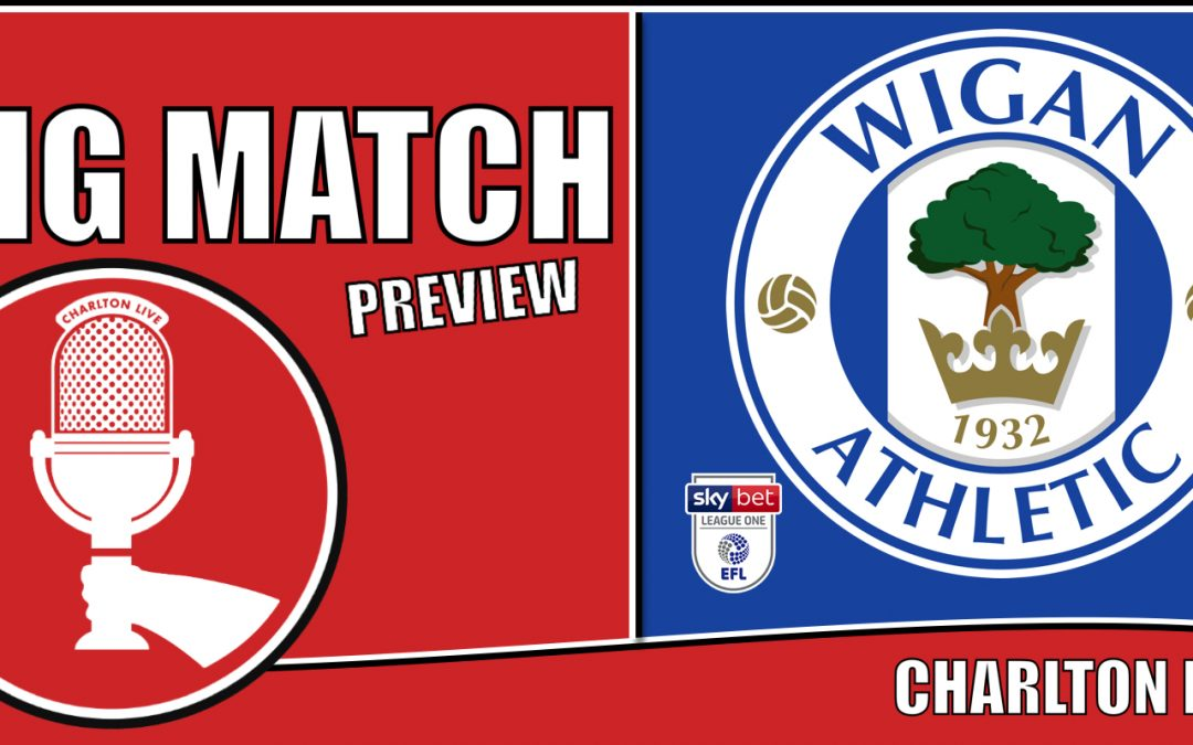 Big Match Preview – Wigan Athletic at home 2021-22