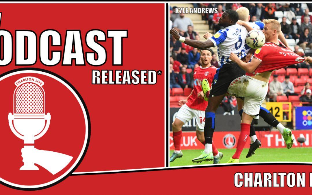 Charlton Live: Sunday 8th August 2021