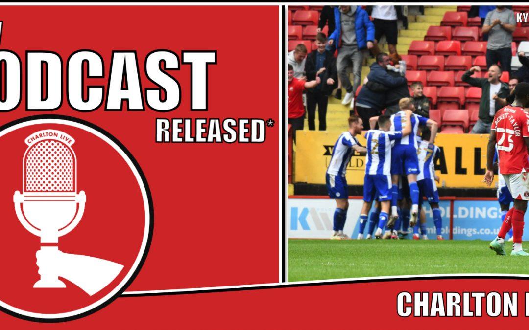 Charlton Live: Sunday 22nd August 2021