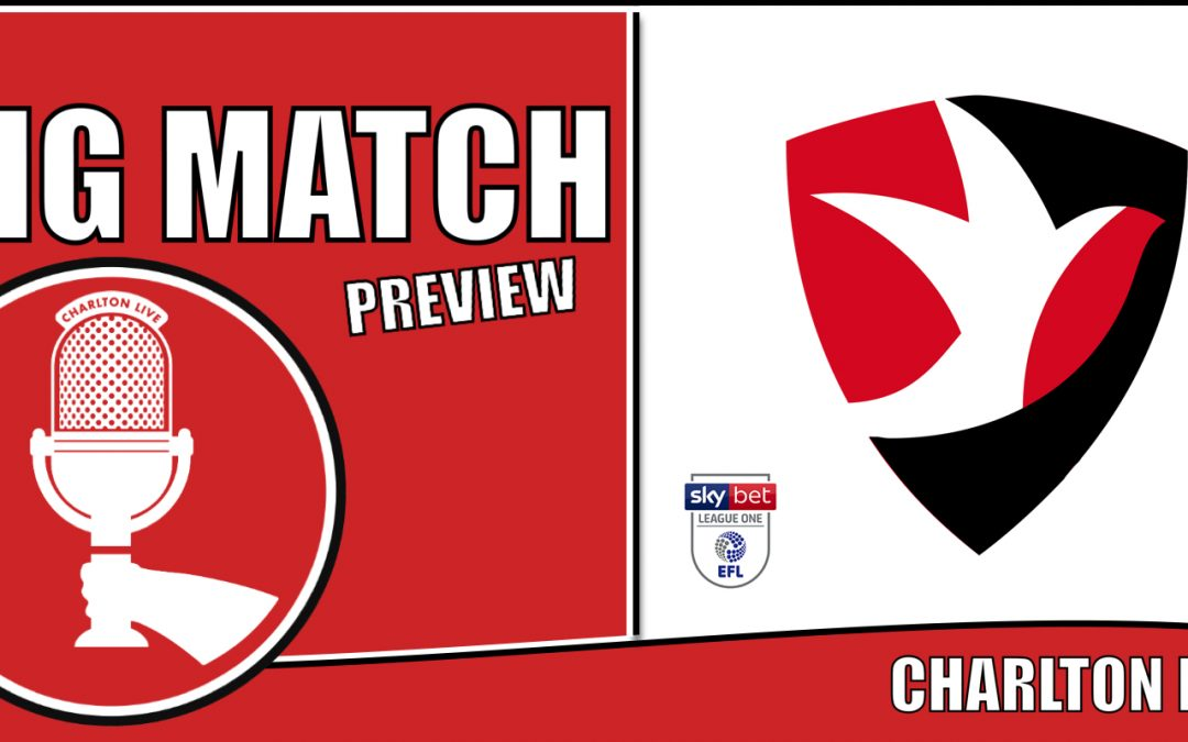 Big Match Preview – Cheltenham Town at home 2021-22