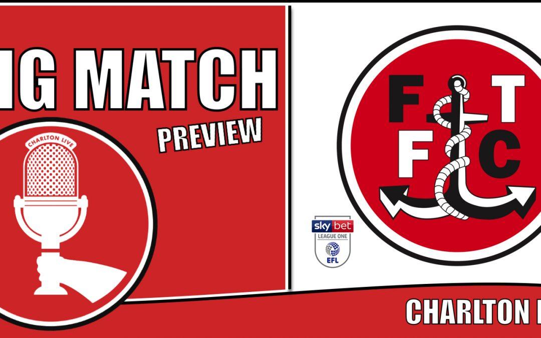 Big Match Preview – Fleetwood Town away 2021-22