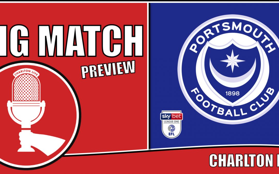 Big Match Preview – Portsmouth at home 2021-22